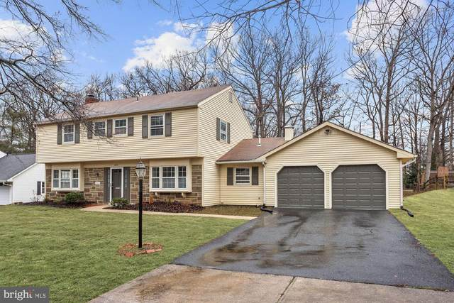 8800 Oxwell Lane, LAUREL, MD 20708 (#MDPG560242) :: The Dailey Group