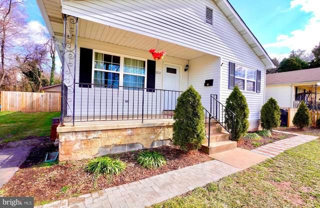 9711 Brent Street, MANASSAS, VA 20110 (#VAMN139020) :: Jacobs & Co. Real Estate
