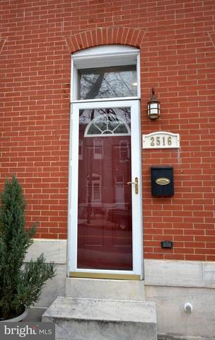 2516 E Fairmount Avenue, BALTIMORE, MD 21224 (#MDBA501418) :: Network Realty Group