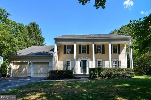 20509 Dubois Court, MONTGOMERY VILLAGE, MD 20886 (#MDMC697006) :: Great Falls Great Homes
