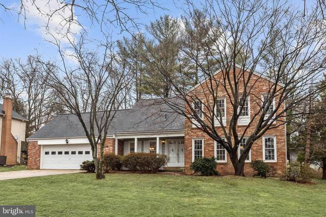 9262 Grape Wine Court, COLUMBIA, MD 21045 (#MDHW275862) :: Great Falls Great Homes