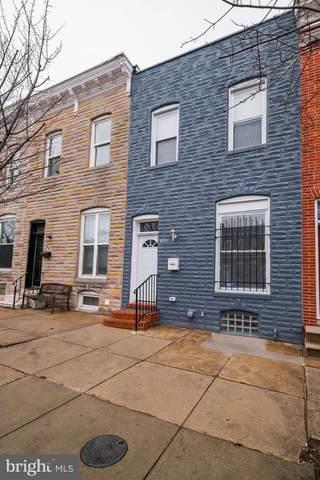 222 N Collington Avenue, BALTIMORE, MD 21231 (#MDBA501424) :: Great Falls Great Homes