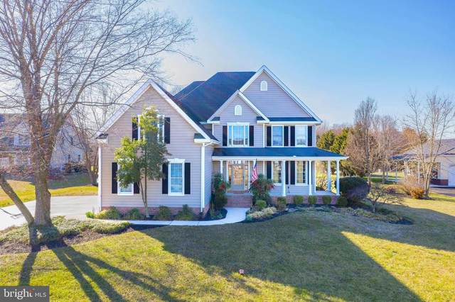 10 Milbourn Manor Drive, CAMDEN WYOMING, DE 19934 (#DEKT236362) :: Epic Realty