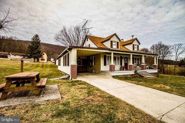 92 Heishman Road, BAKER, WV 26801 (#WVHD105794) :: The Maryland Group of Long & Foster Real Estate