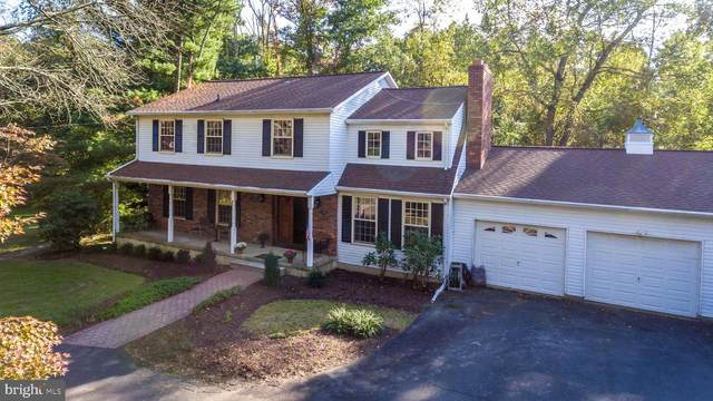 27 Van Kirk Road, PRINCETON, NJ 08540 (#NJME292226) :: John Smith Real Estate Group