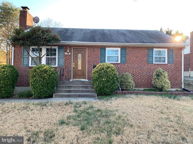 1611 Pinewood Court, WOODBRIDGE, VA 22191 (#VAPW488332) :: Pearson Smith Realty