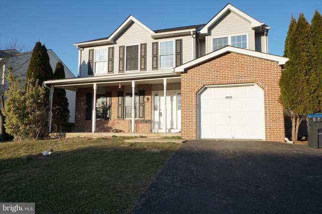2009 Barley Drive, QUAKERTOWN, PA 18951 (#PABU490380) :: John Smith Real Estate Group