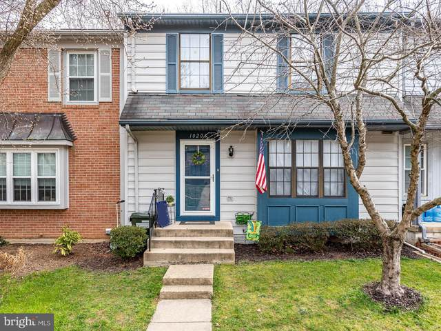 10203 Roberts Common Lane, BURKE, VA 22015 (#VAFX1113026) :: AJ Team Realty