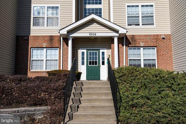 6506 Home Water Way #203, GLEN BURNIE, MD 21060 (#MDAA426368) :: AJ Team Realty