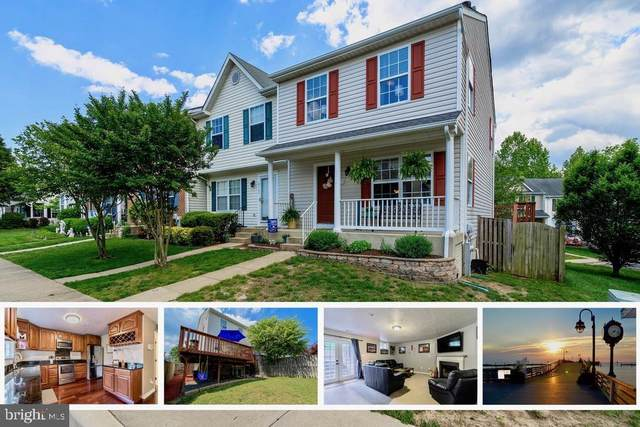 8157 Woodland Lane, CHESAPEAKE BEACH, MD 20732 (#MDCA174796) :: AJ Team Realty