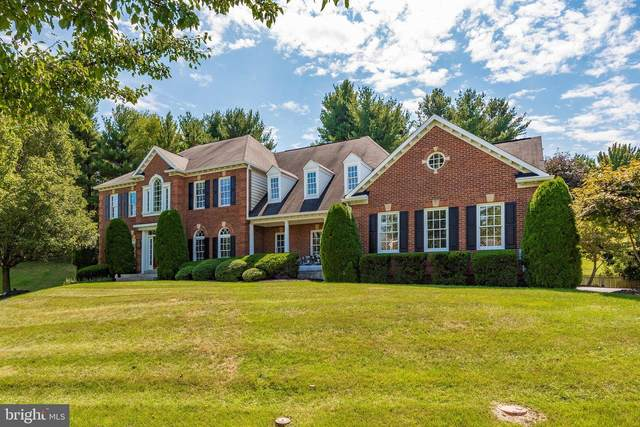 10009 Prestwich Terrace, IJAMSVILLE, MD 21754 (#MDFR260324) :: Jim Bass Group of Real Estate Teams, LLC