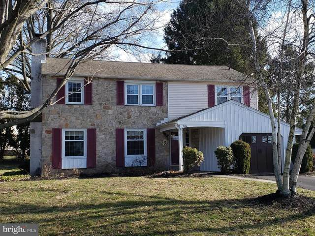 654 Barry Drive, SPRINGFIELD, PA 19064 (#PADE509734) :: Bob Lucido Team of Keller Williams Integrity