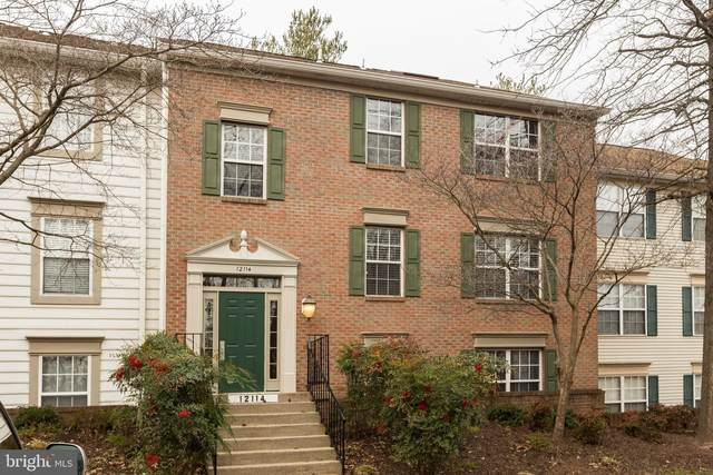 12114 Green Leaf Court #202, FAIRFAX, VA 22033 (#VAFX1113042) :: John Smith Real Estate Group