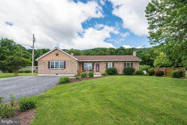 3007 Mountain Road, MERCERSBURG, PA 17236 (#PAFL171428) :: Network Realty Group