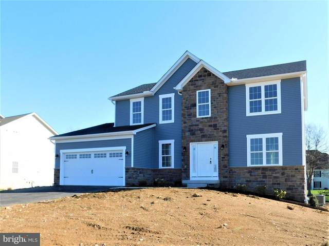 1076 Shannon Drive S, GREENCASTLE, PA 17225 (#PAFL171430) :: The Joy Daniels Real Estate Group