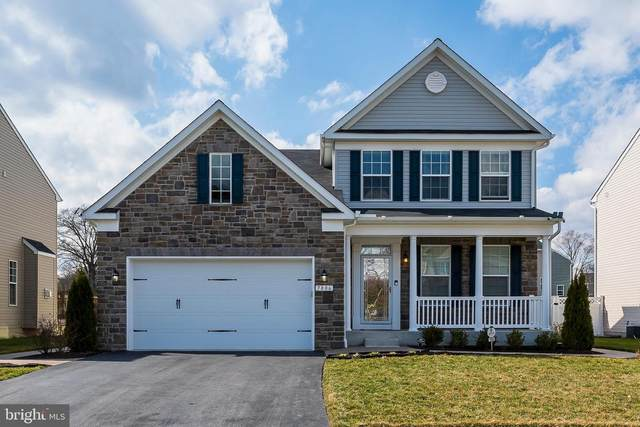 7806 Silver Moon Court, SEVERN, MD 21144 (#MDAA426394) :: The Miller Team