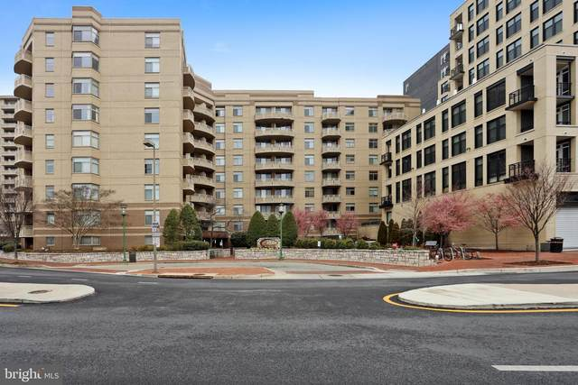 7111 Woodmont Avenue #412, BETHESDA, MD 20815 (#MDMC697056) :: Dart Homes