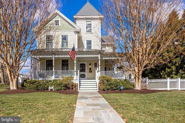 116 S Oak Street, FALLS CHURCH, VA 22046 (#VAFA110954) :: Sunita Bali Team at Re/Max Town Center