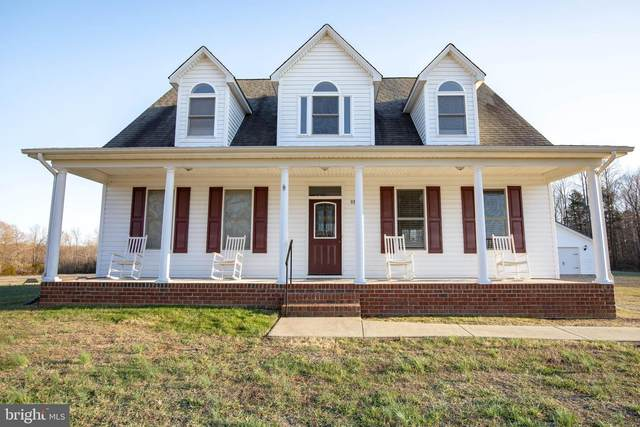98 Bella Woods Drive, BUMPASS, VA 23024 (#VALA120690) :: Talbot Greenya Group