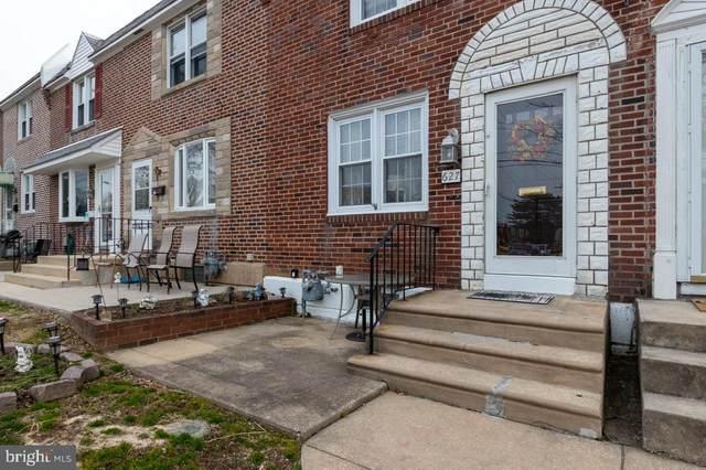 627 Crescent Drive, GLENOLDEN, PA 19036 (#PADE509754) :: Jason Freeby Group at Keller Williams Real Estate