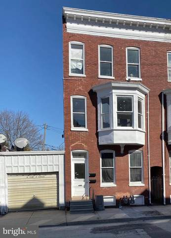 21 S Hartley Street, YORK, PA 17401 (#PAYK133874) :: Younger Realty Group