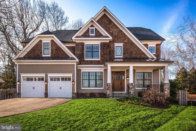 6721 Danforth Street, MCLEAN, VA 22101 (#VAFX1113108) :: AJ Team Realty