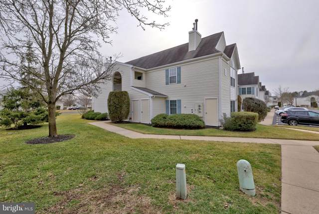 1701-A Steeplebush Terrace Eplebush, MOUNT LAUREL, NJ 08054 (MLS #NJBL367472) :: The Dekanski Home Selling Team