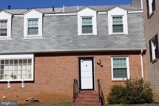 174 Old Enterprise Road #154, UPPER MARLBORO, MD 20774 (#MDPG560308) :: The Bob & Ronna Group
