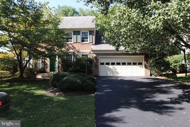 10816 Tuckahoe Way, NORTH POTOMAC, MD 20878 (#MDMC697072) :: The Miller Team