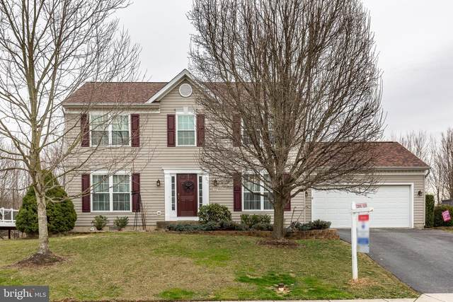 321 Moores Branch Circle, WESTMINSTER, MD 21158 (#MDCR194788) :: The Matt Lenza Real Estate Team