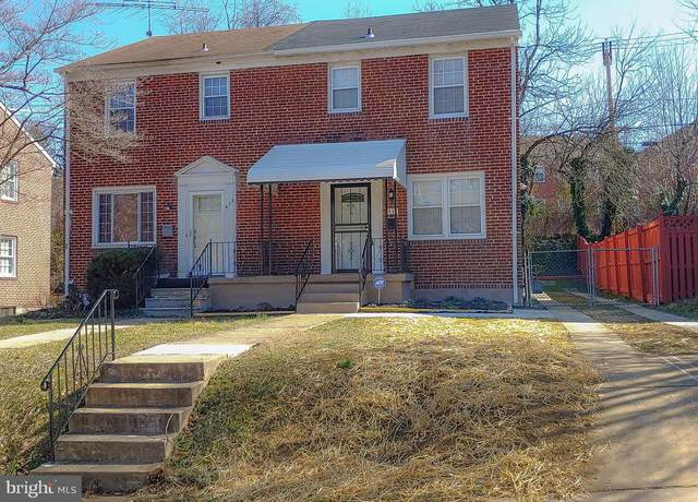 435 S Wickham Road, BALTIMORE, MD 21229 (#MDBA501474) :: Homes to Heart Group