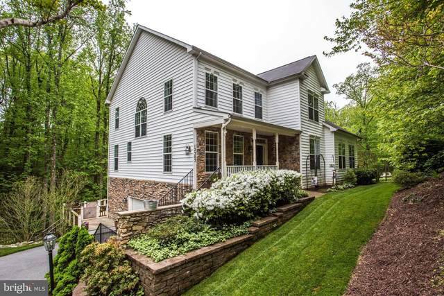 12303 Hungerford Manor Court, MONROVIA, MD 21770 (#MDFR260330) :: Jacobs & Co. Real Estate