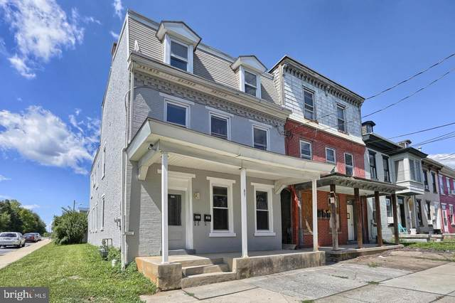 307 Old 10Th Street, LEBANON, PA 17046 (#PALN112588) :: Linda Dale Real Estate Experts