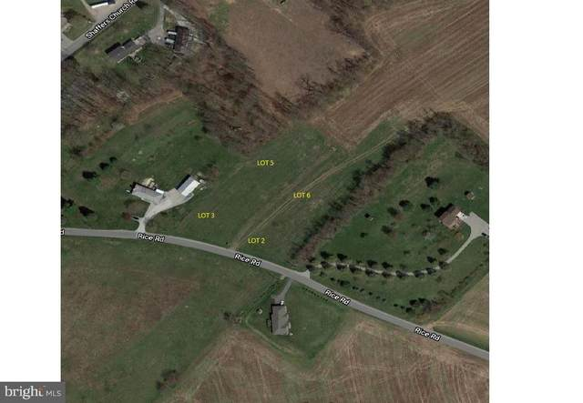 Lot 6 Kitty Lane, SEVEN VALLEYS, PA 17360 (#PAYK133904) :: The Heather Neidlinger Team With Berkshire Hathaway HomeServices Homesale Realty