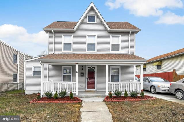 6 Roberts Avenue, BALTIMORE, MD 21228 (#MDBC486330) :: Corner House Realty