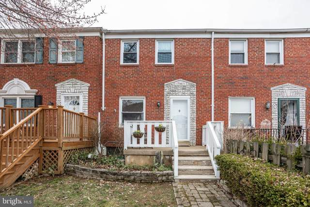 342 Grovethorn Road, BALTIMORE, MD 21220 (#MDBC486336) :: ExecuHome Realty