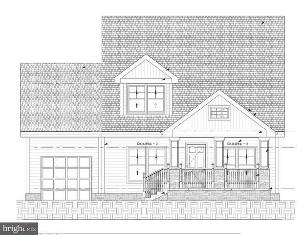 300 Cottonwood Drive, FRUITLAND, MD 21826 (#MDWC107160) :: Advon Group