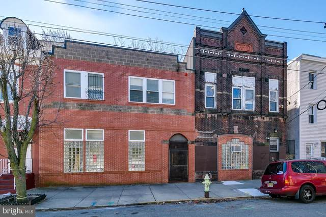 322 Vine Street, CAMDEN, NJ 08102 (#NJCD387926) :: Bob Lucido Team of Keller Williams Integrity