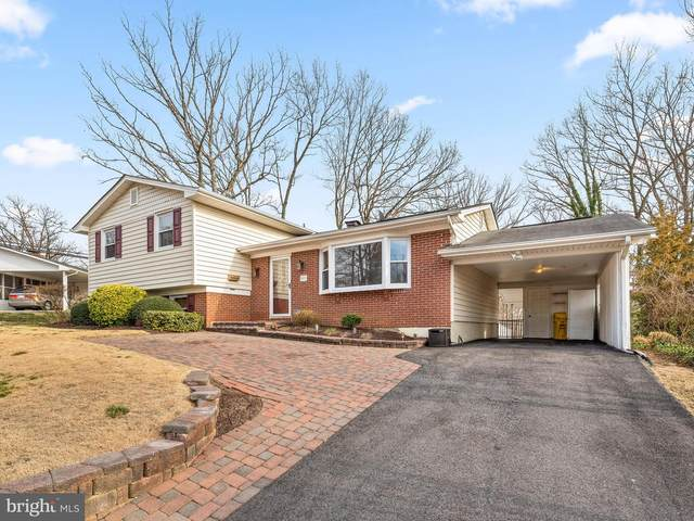 593 Chapelgate Drive, ODENTON, MD 21113 (#MDAA426452) :: Pearson Smith Realty