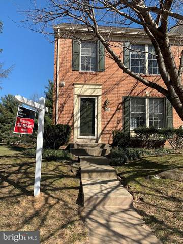 609 Budleigh Circle, LUTHERVILLE TIMONIUM, MD 21093 (#MDBC486344) :: AJ Team Realty
