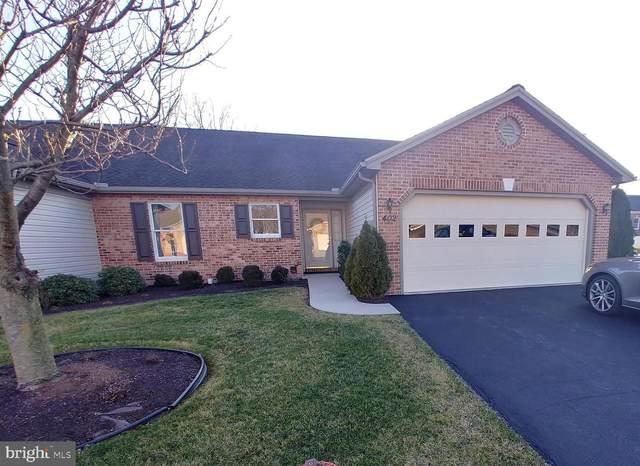 402 Benjamin Drive, CHAMBERSBURG, PA 17201 (#PAFL171452) :: The Licata Group/Keller Williams Realty