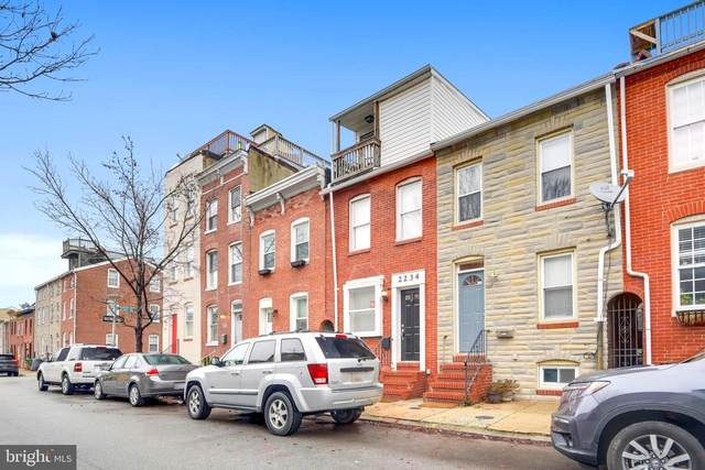 2234 Cambridge Street, BALTIMORE, MD 21231 (#MDBA501504) :: The Miller Team