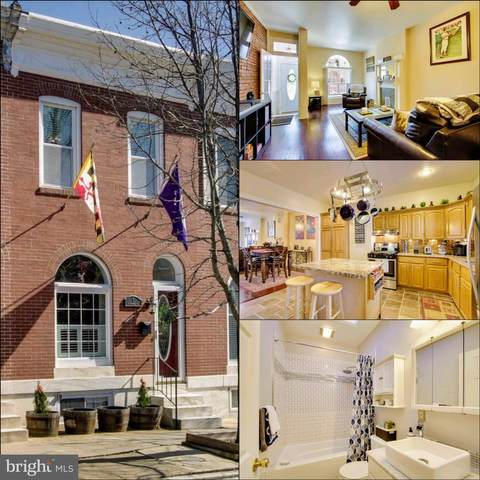 7 N Potomac Street, BALTIMORE, MD 21224 (#MDBA501510) :: Jacobs & Co. Real Estate