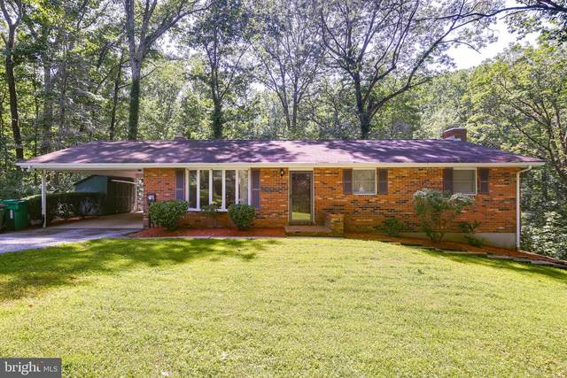 1401 Leafy Court, SYKESVILLE, MD 21784 (#MDCR194800) :: Radiant Home Group