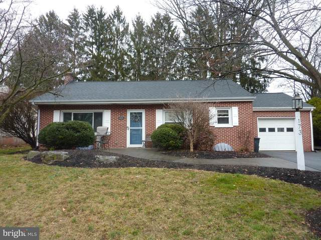 173 Elizabeth Street, MILLERSVILLE, PA 17551 (#PALA159272) :: Iron Valley Real Estate