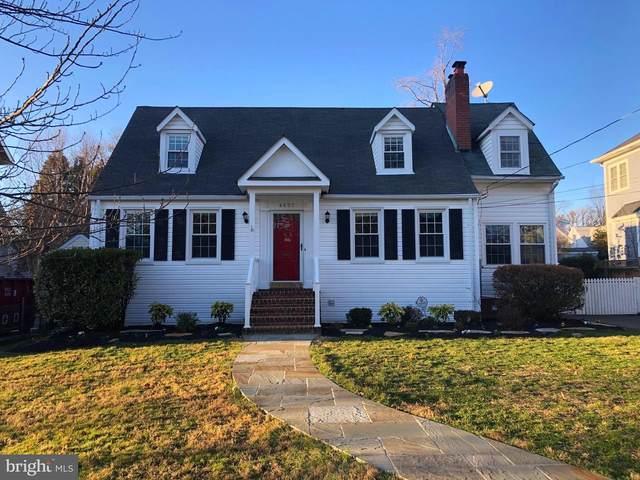4637 13TH Street N, ARLINGTON, VA 22207 (#VAAR159572) :: Eng Garcia Properties, LLC