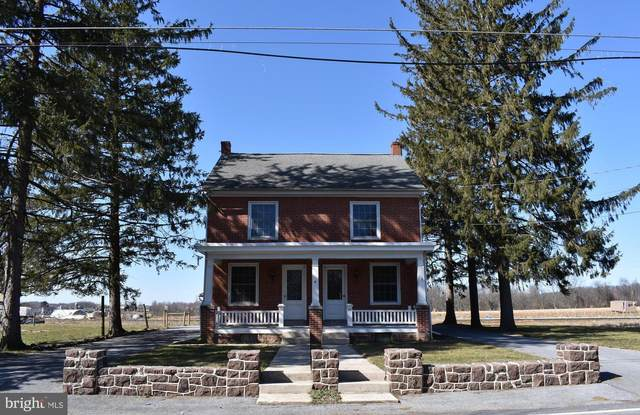 195-197 Galen Hall Road, REINHOLDS, PA 17569 (#PALA159280) :: TeamPete Realty Services, Inc