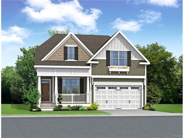 22519 Ocala Way #4, LEWES, DE 19958 (#DESU156774) :: Colgan Real Estate