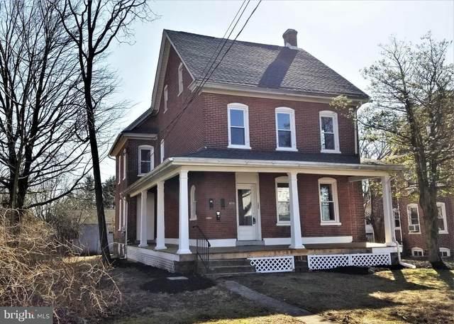 380 W Broad Street, TELFORD, PA 18969 (#PAMC640098) :: Jim Bass Group of Real Estate Teams, LLC