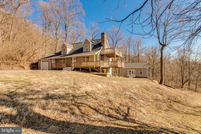 4207-C Coxey Brown Road, MYERSVILLE, MD 21773 (#MDFR260350) :: Bob Lucido Team of Keller Williams Integrity